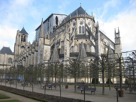 Bourges per sito