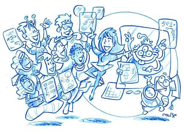 Moise - Vignetta I-Class - Matita