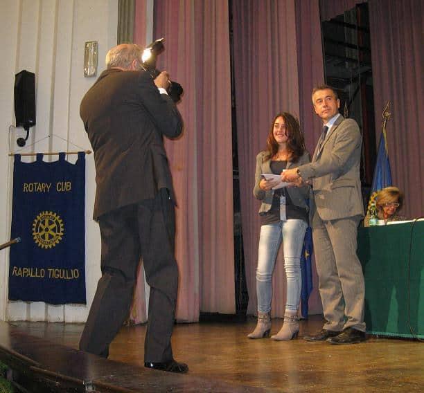 Premiazione Jessica per sito